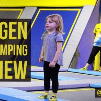 Bouncing off the walls at Oxygen Freejumping Southampton