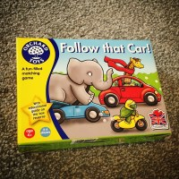 Orchard Toys - Follow that car!