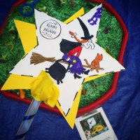 Room on the Broom Party Ideas