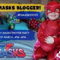 We're having a PJ Masks Party!