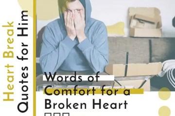 Heartbreak Quotes For Him