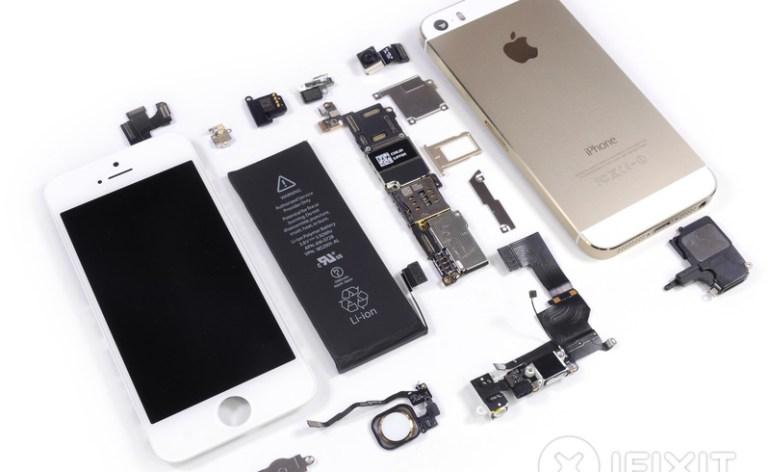 iFixit iPhone 5S