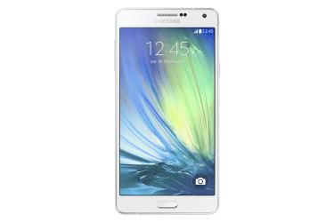 Galaxy A7 blanco