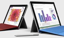 Saludad a Surface 3, la «pequeña» de la casa.