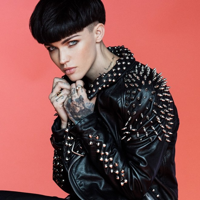 Source: Ruby Rose Facebook page