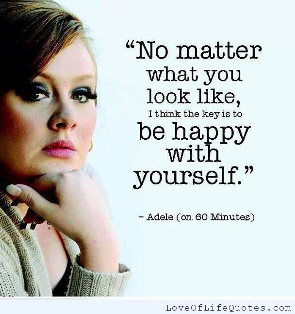 Adele-quote-on-being-happy-with-yourself