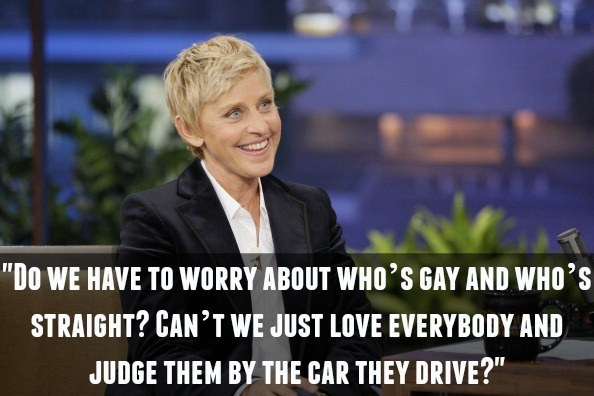 ellen funny quote