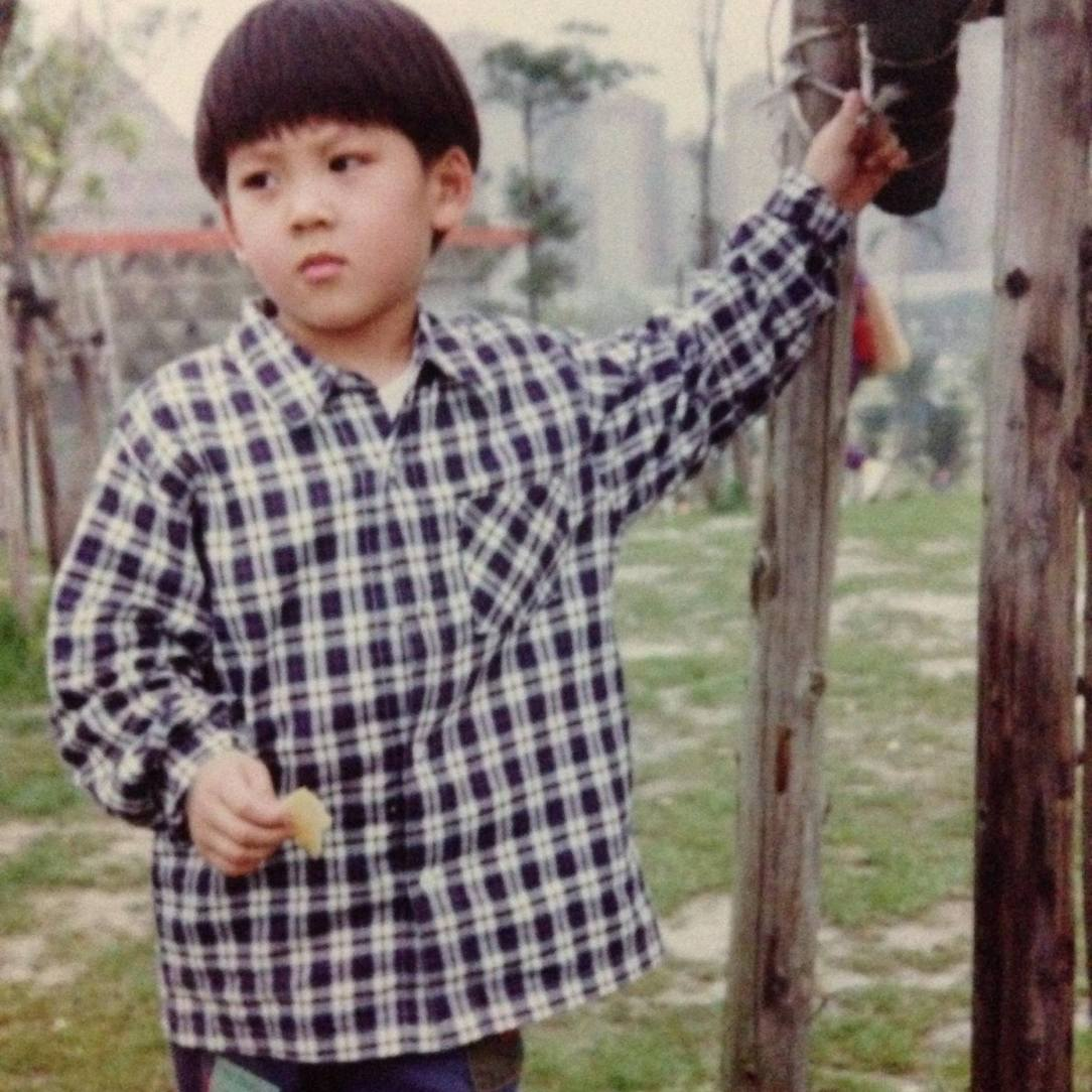 Whyan Chen 5 years old