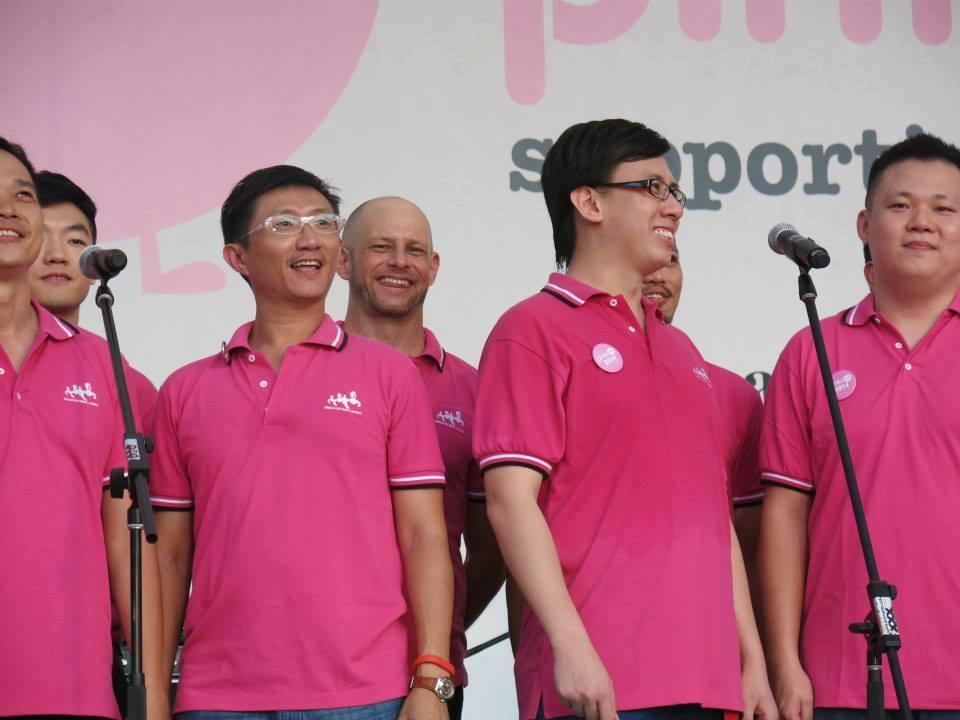 Singapore Men's Chorus