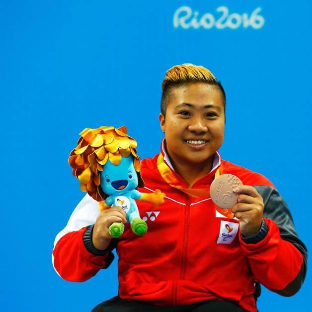 Theresa Goh Bronze