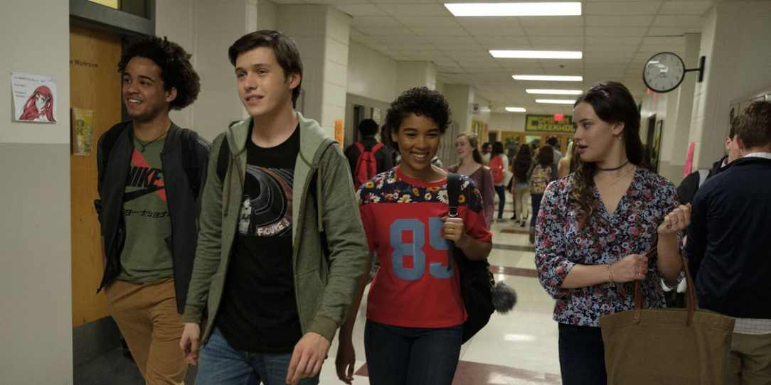 Love, Simon friends