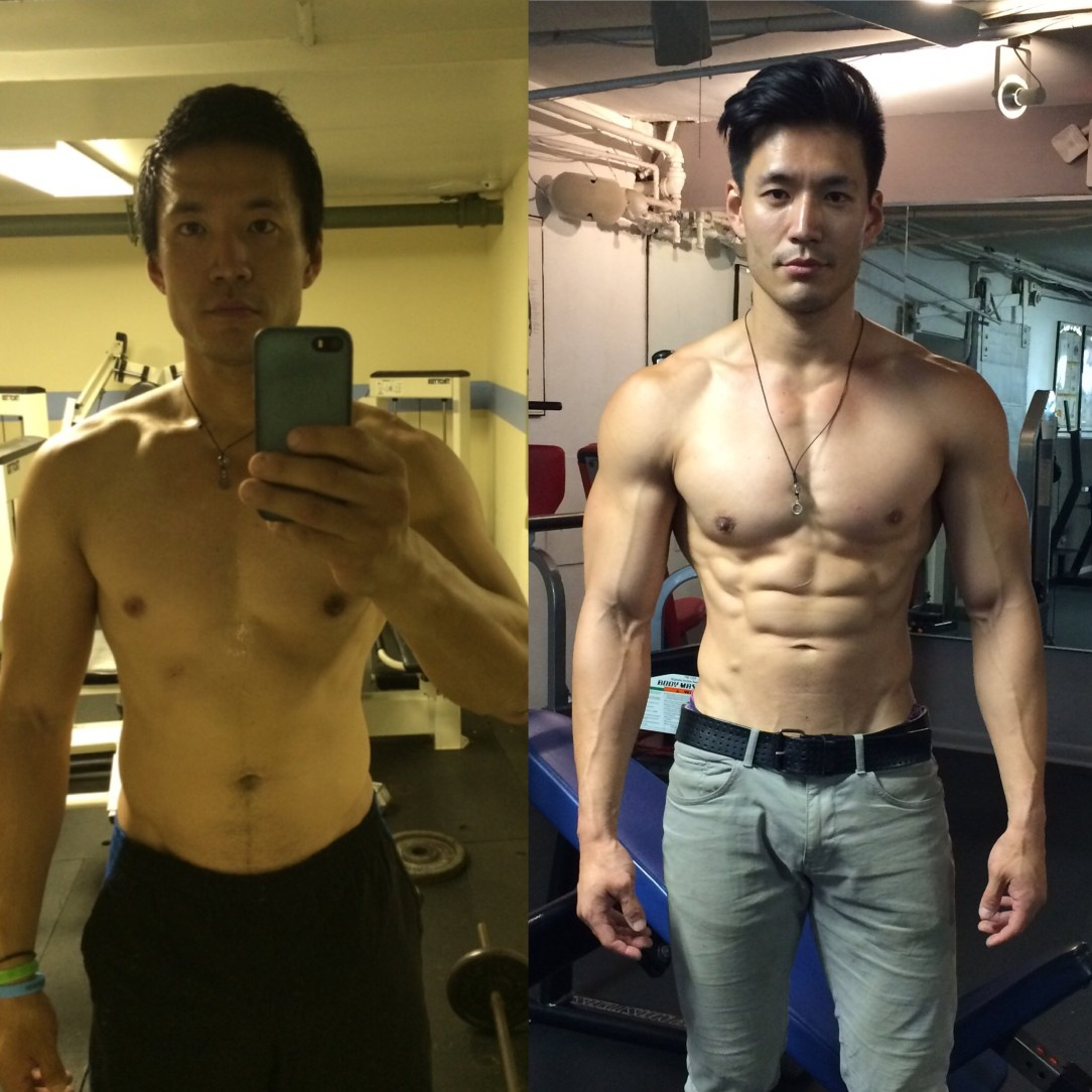 Kevin Kreider Body Transformation