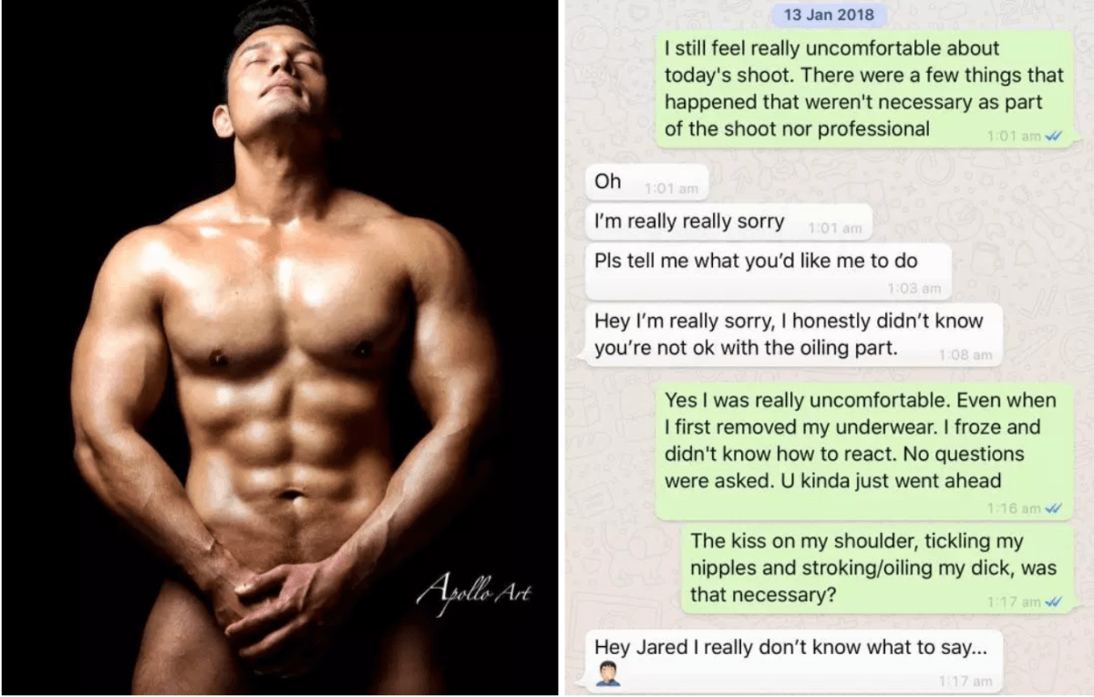 I Was Sexually Assaulted During A Photoshoot By A Sleazy Photographer