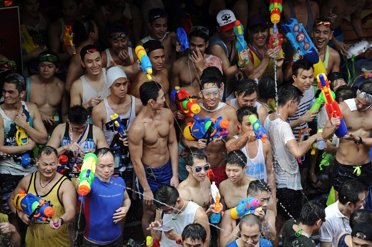 THAILAND-LIFESTYLE-NEW YEAR