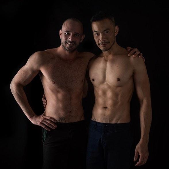 Steven David Lim boyfriend