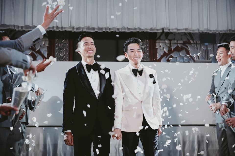Tom Oui Wedding photo 2