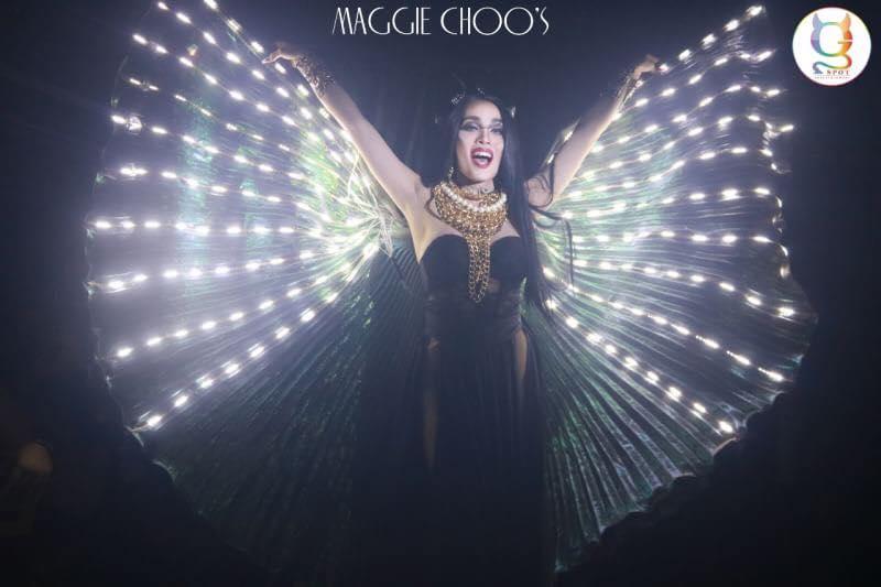 Maggie Choo