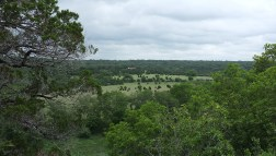 The overlook from the Loop 3 Trail