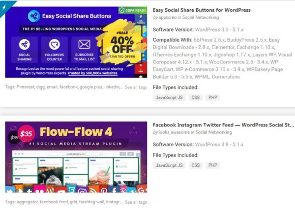Top Social Networking Plugins for WordPress
