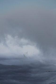 Titanic iceberg hint number 1