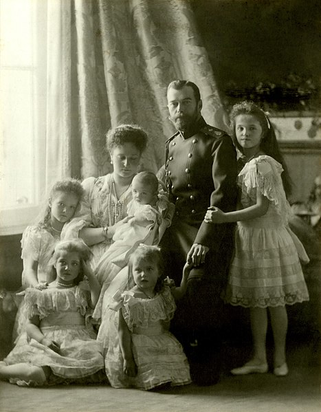 10: The Romanovs Miniseries, Part II: Family & Revolution