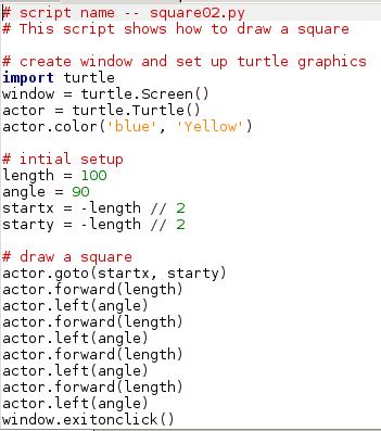 Python Turtle Programming Deasia Little