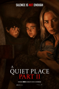 """A Quiet Place Part 2"" Releases in Theaters"