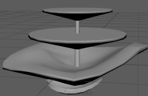 tag 1st ver cake stand