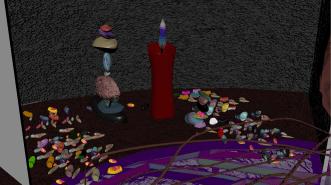 TAG candle amd rocks finail reremder