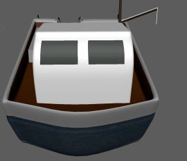 3.3 front boat