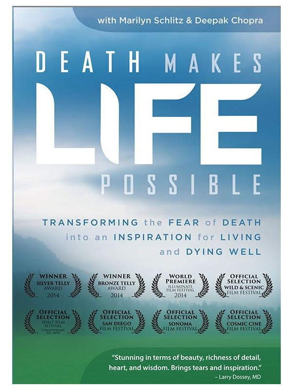 Death Makes Life Possible DVD