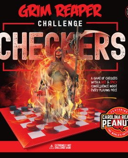 Grim Reaper Checkers