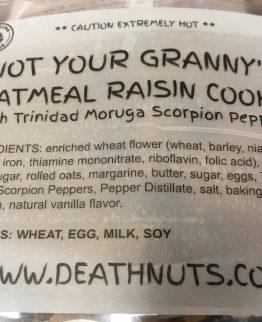 SUPER SPICY COOKIES