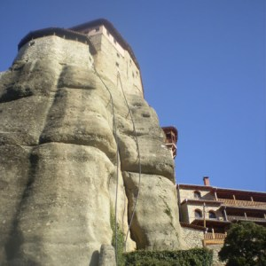 In The Clouds: Meteora