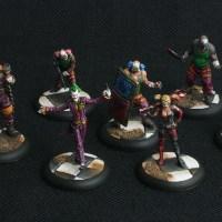 Joker Crew Commission Complete!