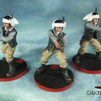 Star Wars - Imperial Assault Skirmish Force!