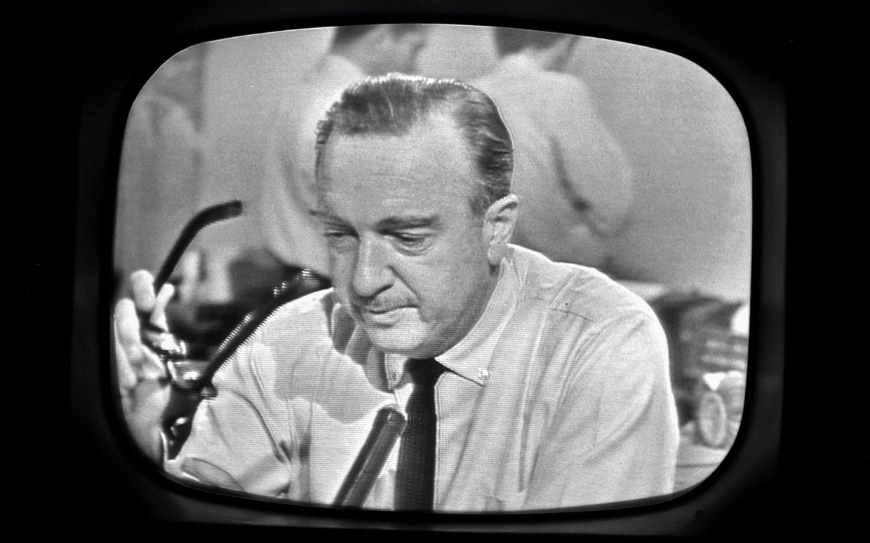 Worth Reading  Cronkite   Off the Deaton Path I walter cronkite JFK