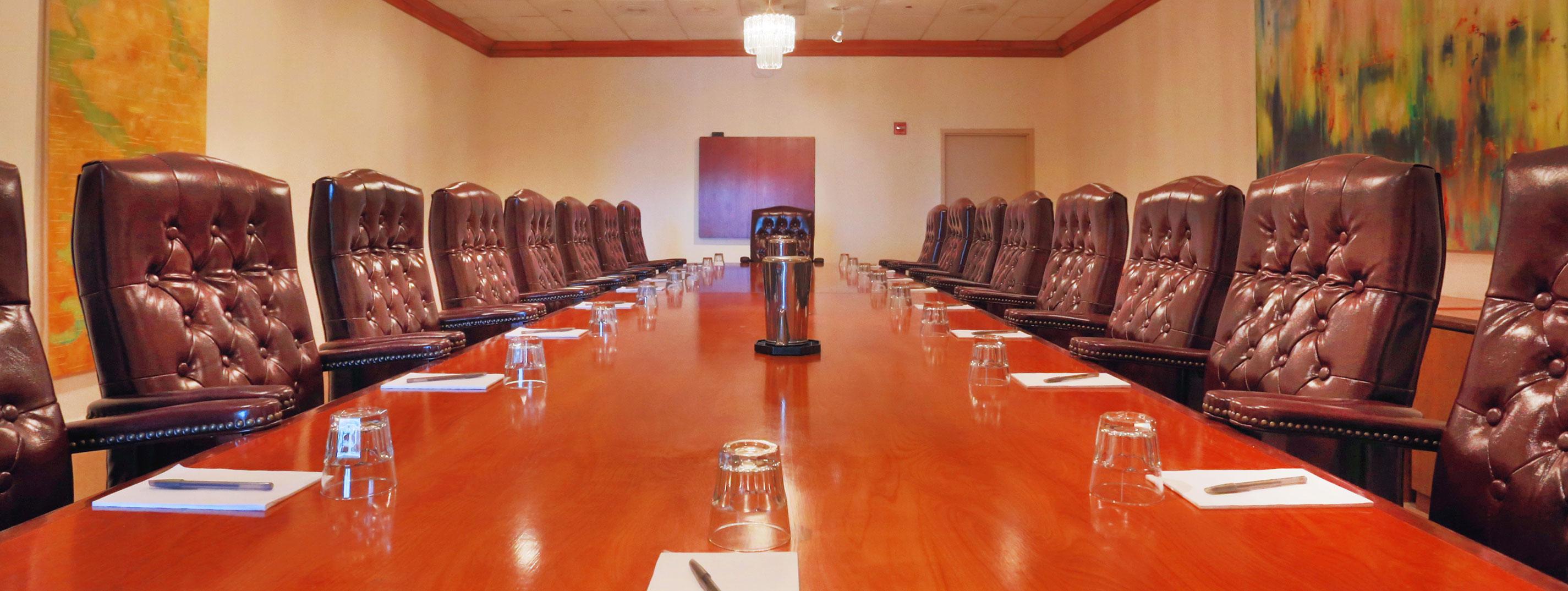 Davidson Boardroom Meetings Deauville Beach Resort