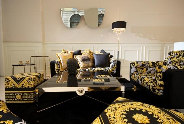 Versace Home Collection 2012 Fusion Aus Mode Und Interieur