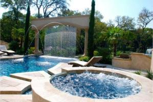 Einen paradieshaften Garten mit Pool gestalten   17 ...