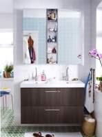 IKEA Badmöbel Set   Eine stilvolle und praktische Lösung ...
