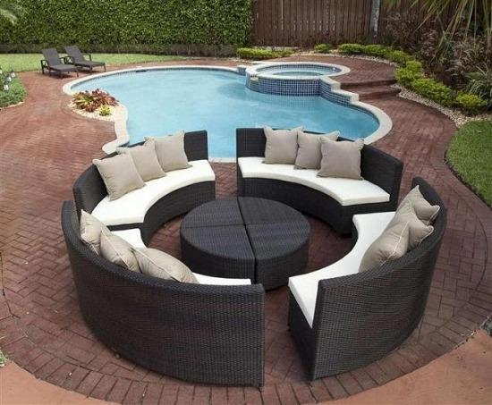 lounge mobel fur garten und terrasse