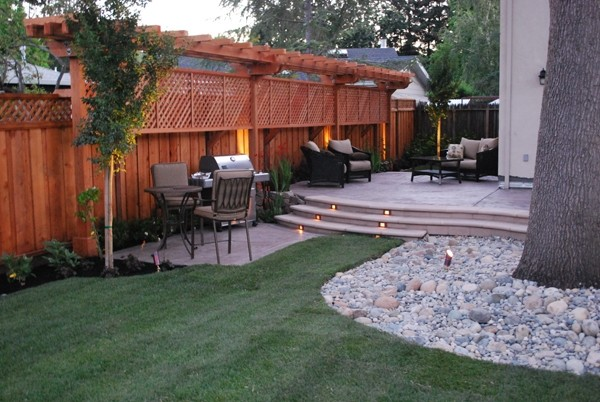 Sichtschutz Zaun Für Den Garten