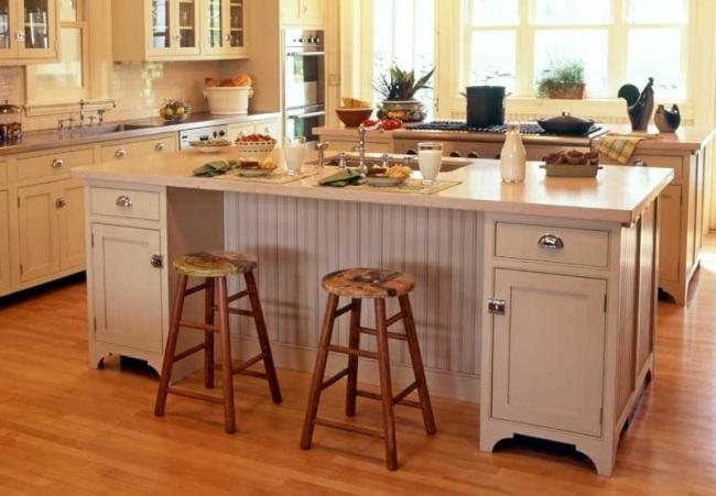 Making a custom kitchen island. custom kitchen cabinetry toronto ...