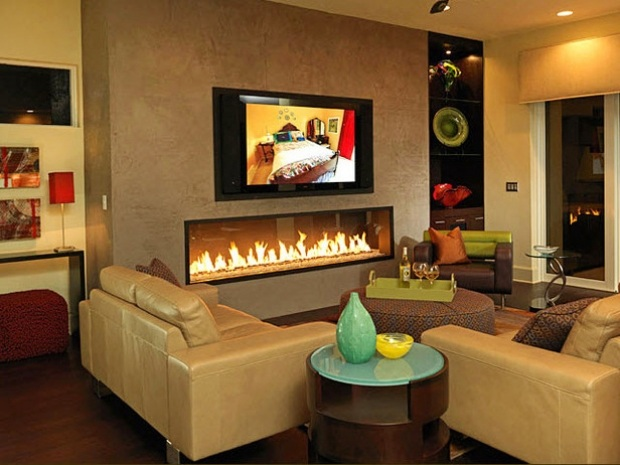 Design ideas for living rooms with fireplace. living room nice ...