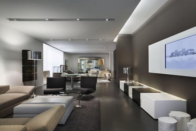 Moderne Deckengestaltung - 83 Schlaf- & Wohnzimmer Ideen