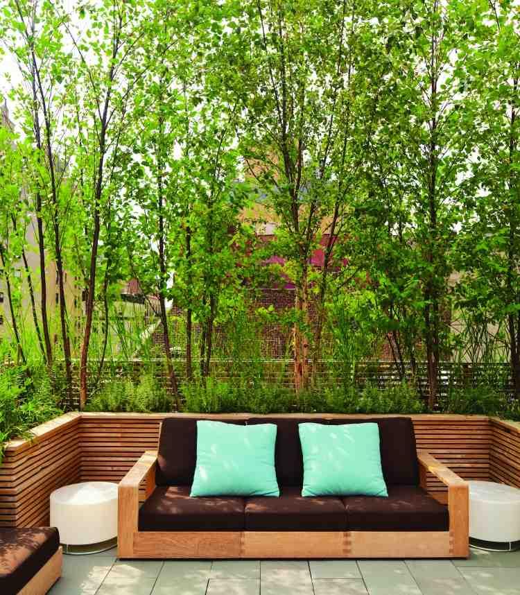 Sichtschutz für den Garten – effektvolle Ideen für den Outdoot-Bereich