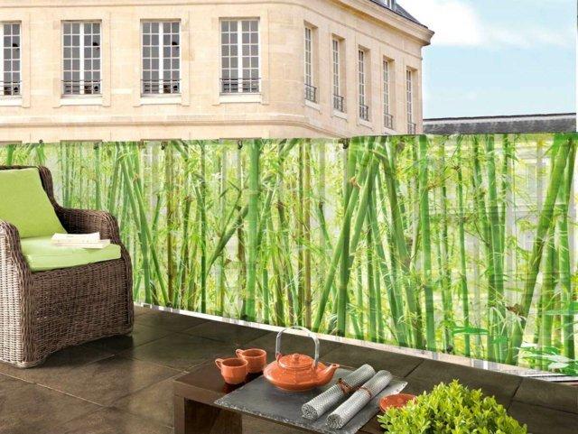 Sichtschutz Fr Balkon 30 Funktionale Und Stilvolle Ideen