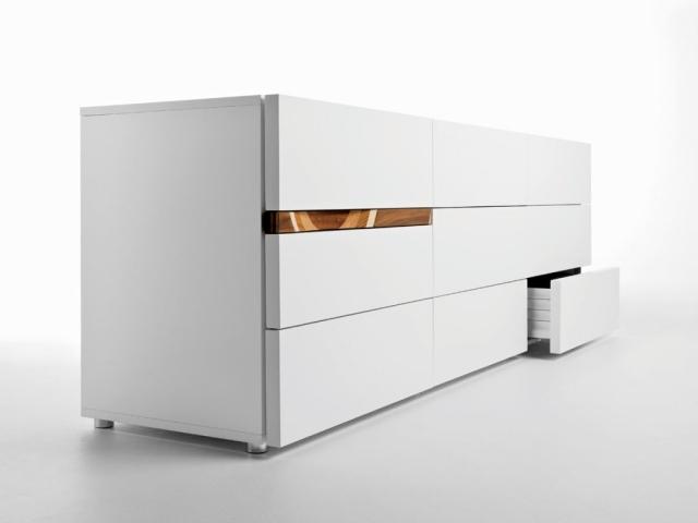 Kommode Weiß Modern 2021