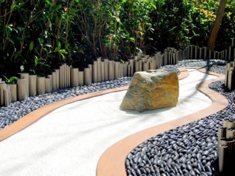 bilder steingarten vor dem haus steingarten anlegen -  gestaltungsideen und einige